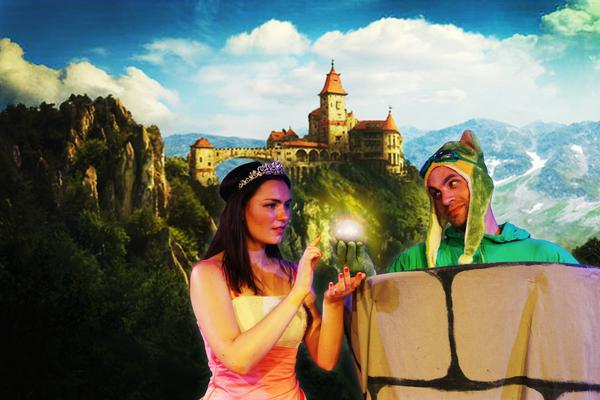 Premiere of Galli's 'The Frog Prince' at Galli Theater