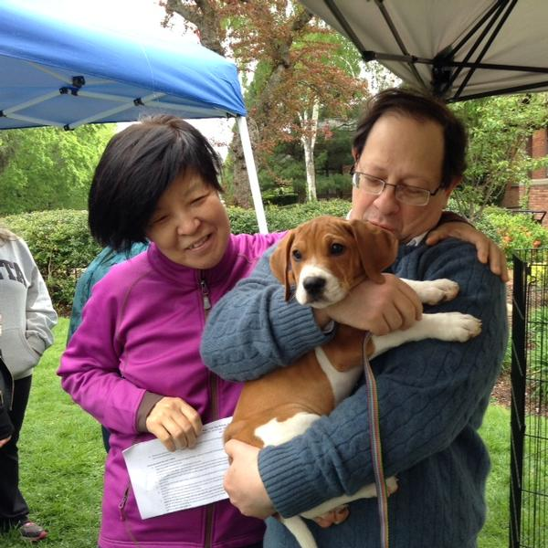 Pet Adoption Fair at Emma Clark Library