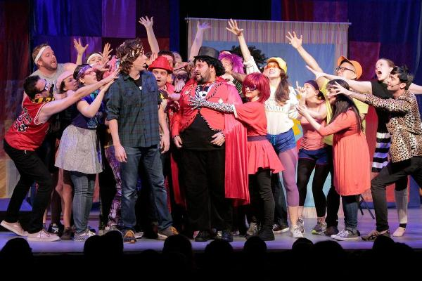 The Story Pirates Family Flagship Show at Cherry Lane Theatre