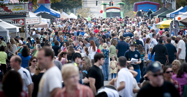 11th Annual Pearl River Day Festival at Pearl River Chamber of Commerce