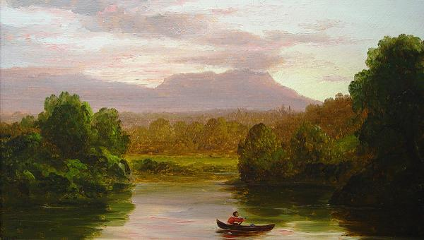 Sunday Scholars: Thomas Cole's Refrain, the Curator's View at Hudson River Museum