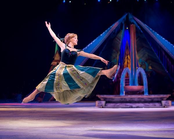 Disney On Ice Presents 'Frozen' at NYCB LIVE, Home of The Nassau Veterans Memorial Coliseum