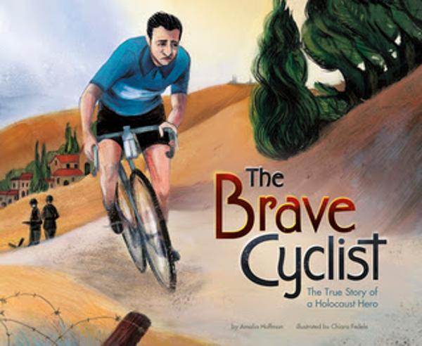 Amalia Hoffman book signing for 'The Brave Cyclist' at Andersons Larchmont