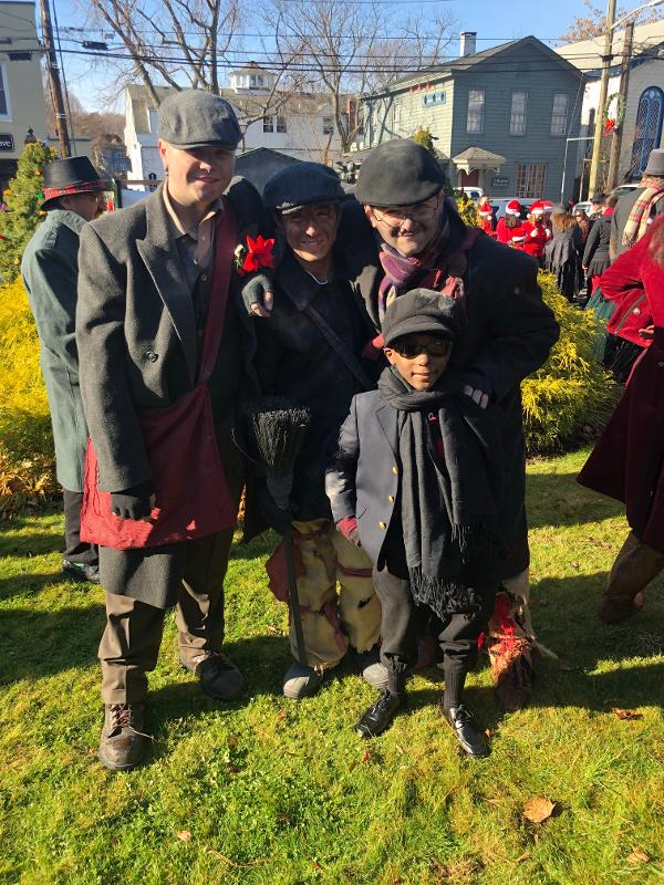 Open Auditions ALL AGES AND ABILITIES for the 24th Annual Port Jefferson Charles Dickens Festival at Port Jefferson Village Center