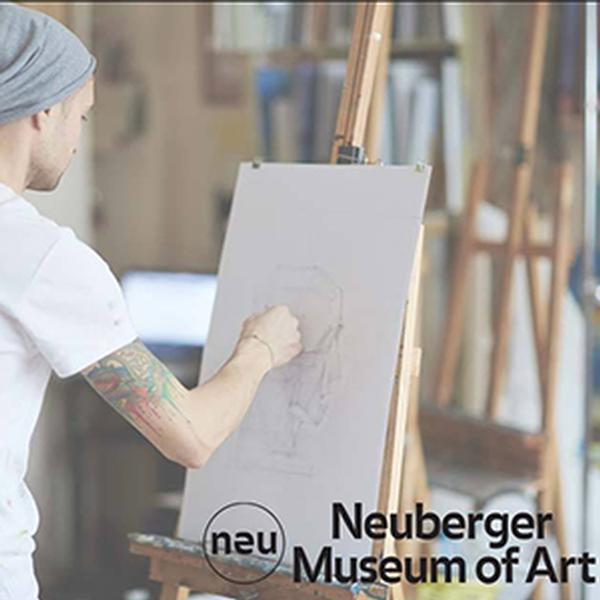 Sip & Sketch at Neuberger Museum of Art