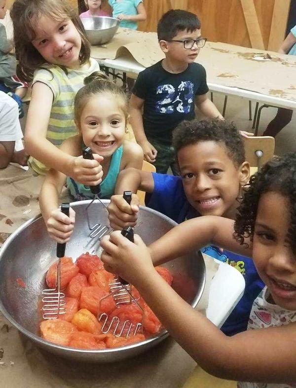 ShopRite Kidz Cook at Staten Island Children's Museum