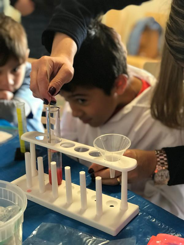 Science Sunday at Westchester Children's Museum