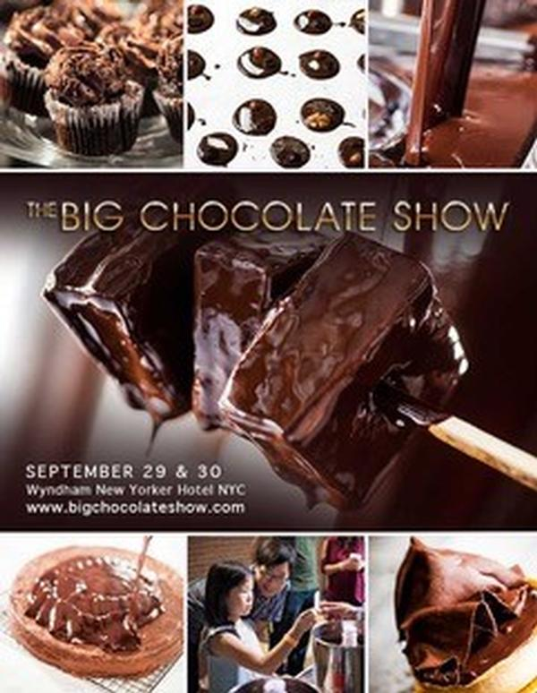 The Big Chocolate Show at Wyndham New Yorker Hotel