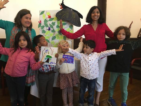 """Young Ethical Explorers - Intergenerational Winter Solstice Festival: """"Weaving the Light and the Night"""" w/ Bonita Oliver at New York Society for Ethical Culture"""