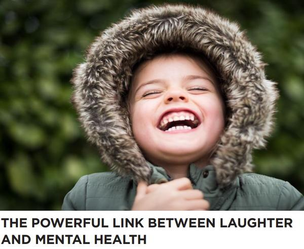 The Powerful Link Between Laughter and Mental Health at KIDS NEED MORE