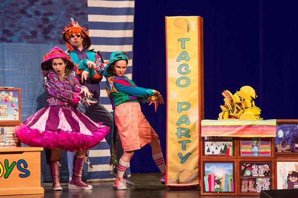 'Dragons Love Tacos and Other Stories': Relaxed Performance at Mayo Performing Arts Center