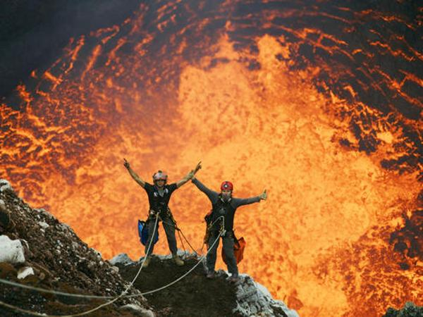 American Museum of Natural History Presents: Volcanoes: The Fires of Creation at American Museum of Natural History