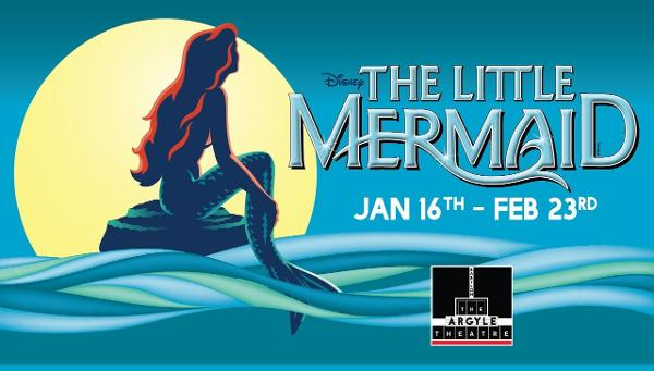 Disney's The Little Mermaid at The Argyle Theatre