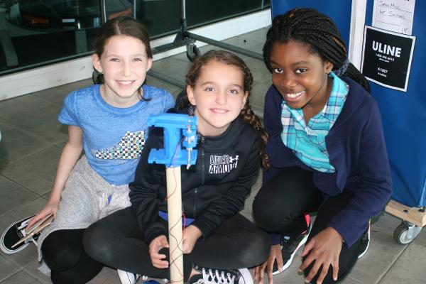 Inspiring Future Engineers at Cradle of Aviation Museum