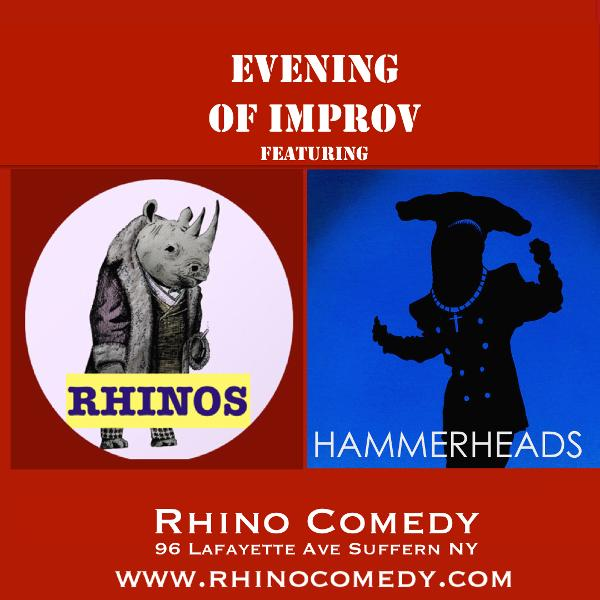 Improv Show at Rhino Comedy at Rhino Comedy