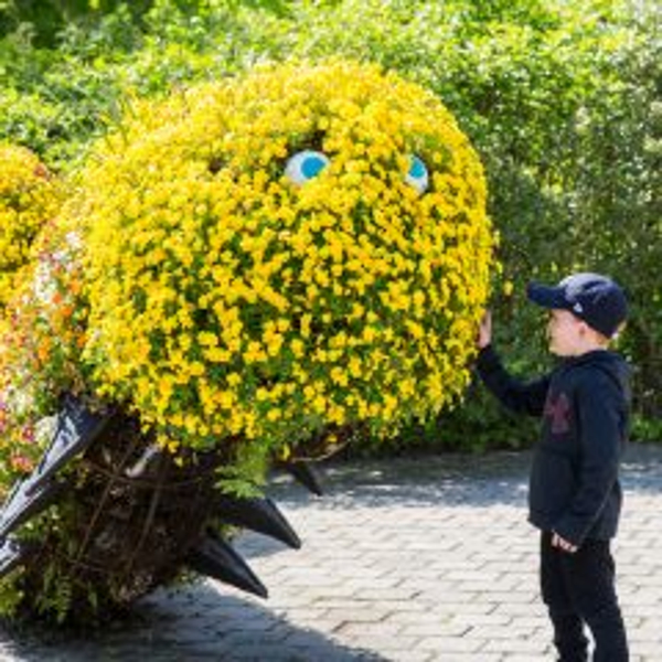 Spring Fun at New York Botanical Garden