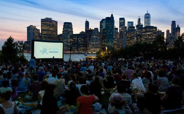 'Kung Fu Panda 2' at Brooklyn Bridge Park - Pier 1