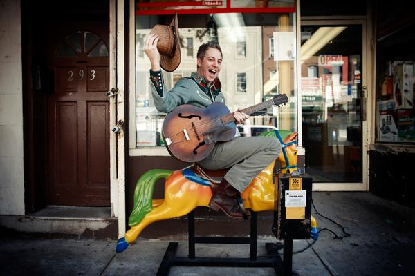 FAB FRIDAY KIDS' CONCERT: Hopalong Andrew Trio at Putnam Triangle Plaza