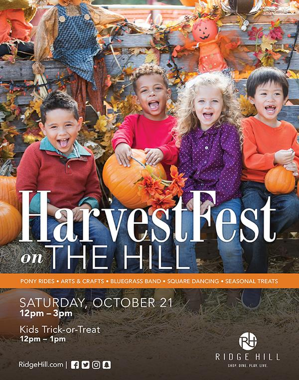 HarvestFest on the Hill at Ridge Hill