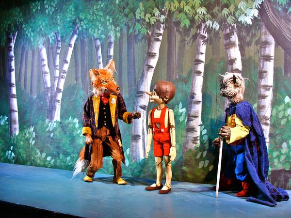 National Marionette Theatre Presents 'Pinocchio' at Symphony Space