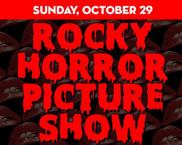 """The Rocky Horror Picture Show""  at The Suffolk Theater"