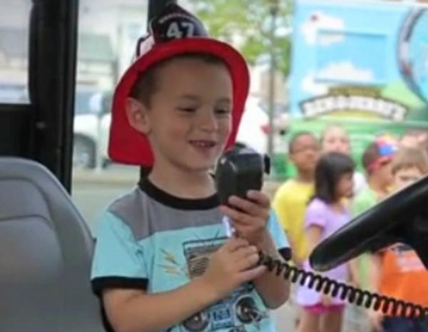 Touch-a-Truck is Rolling into Ridgewood-- Catch It! at Memorial Park at Van Neste Square