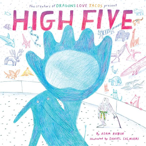 High Five Story Time with Adam Rubin & Dan Salmieri at Bank Street Bookstore
