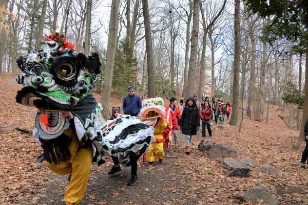 Lunar New Year Celebration at Cora Hartshorn Arboretum