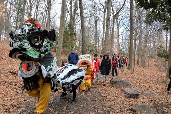 Lunar New Year Celebration at Cora Hartshorn Arboretum