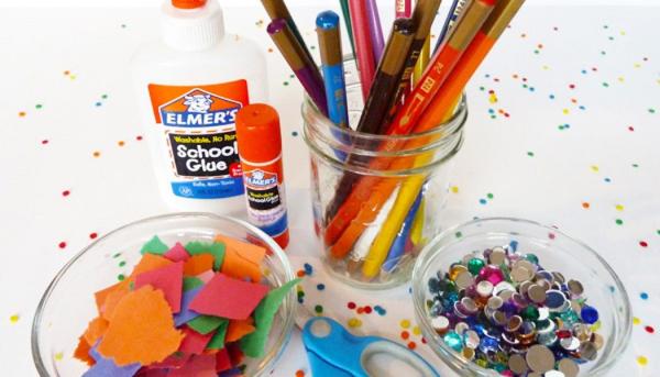 Crafty Toddlers at Freeport Public Library