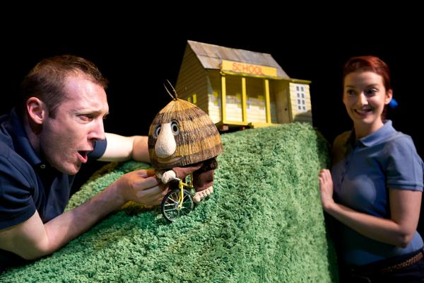 'Grug and the Rainbow' at The New Victory Theater