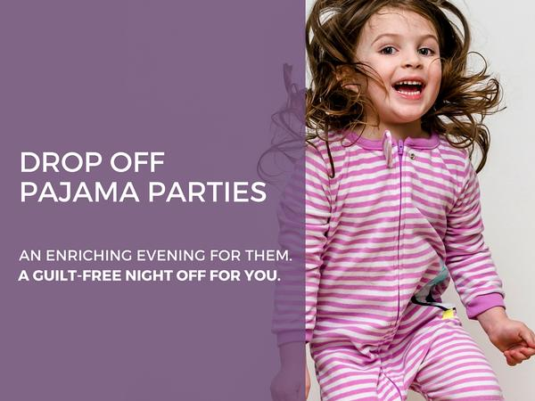 Drop-Off Pajama Party at Kidville Park Slope