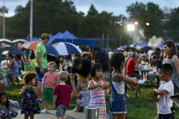 Queens Night Market at New York Hall of Science
