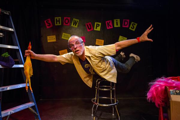 Show Up, Kids! Interactive Comedy at Kraine Theater