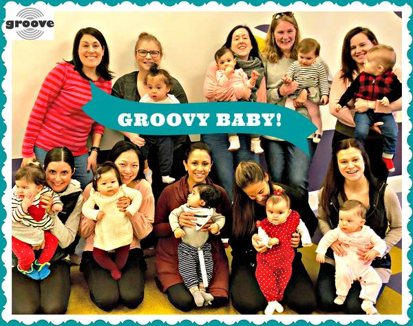 FREE Groovy Baby Music Class at Groove @ Larchmont Temple