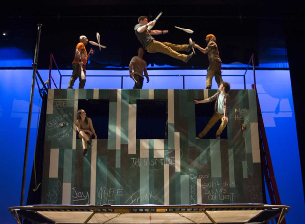 'Flip Fabrique' at Staller Center - Stony Brook University