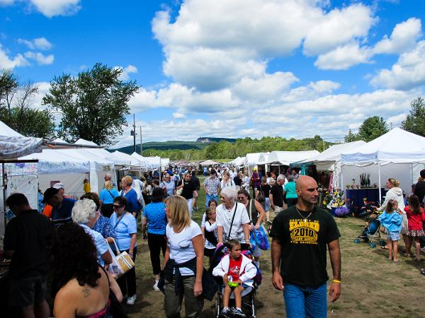 WOODSTOCK-NEW PALTZ ART & CRAFTS FAIR at Ulster County Fairgrounds