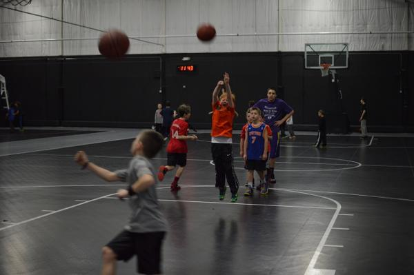 All Sports Day Camp at West Rock Indoor Sports Complex