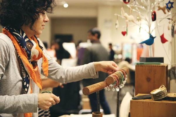 Making New York - Small Business Saturday/Weekend Market at Brooklyn Art Library