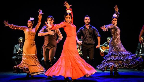 Compania Flamenca Eduardo Guerrero presents 'Flamenco Pasion'  at Madison Theatre at Molloy College