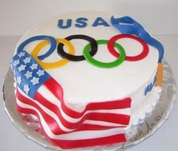 Summer Games Cake for Teens at Freeport Public Library