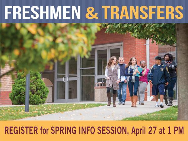 Spring Information Session at St. Thomas Aquinas College