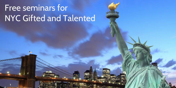NYC Parent GIfted and Talented Seminar at CAI building
