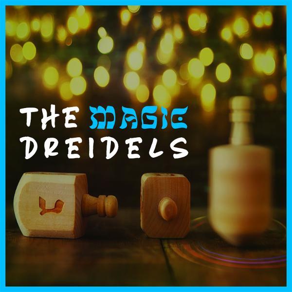 The Magic Dreidels at White Plains Performing Arts Center