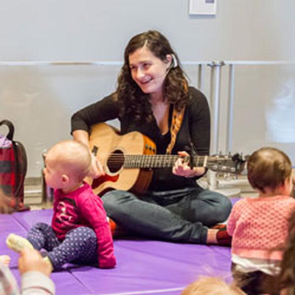 Shabbat Sing-Along at Marlene Meyerson JCC Manhattan