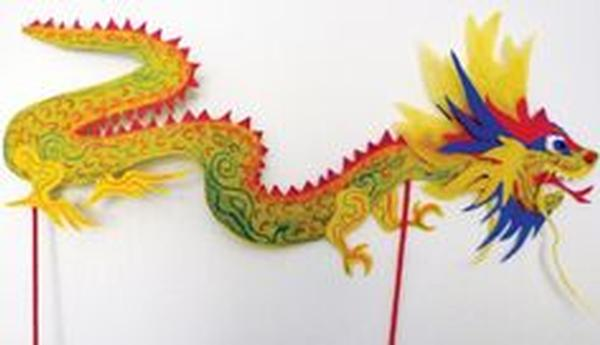 Chinese New Year Puppet Making Event at Key to My Art East Rockaway