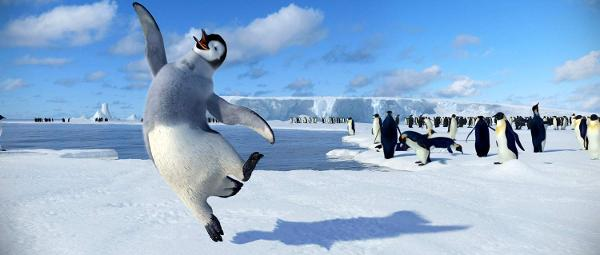 Lenfest Kids Presents: Happy Feet at Lenfest Center for the Arts