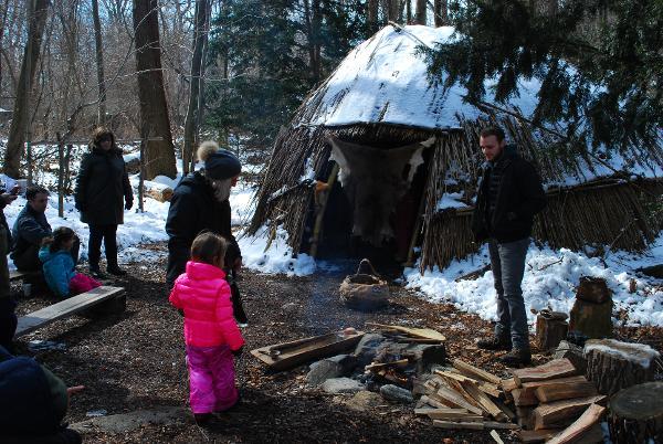 Maple Sugar at Home at Greenburgh Nature Center