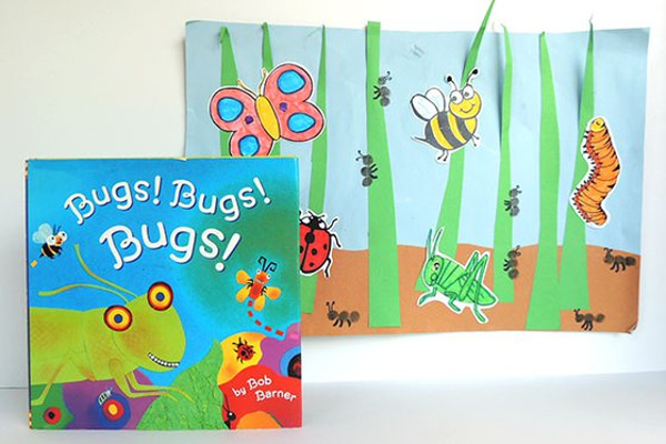stART (Story + Art): 'Bugs! Bugs! Bugs!' at Long Island Children's Museum