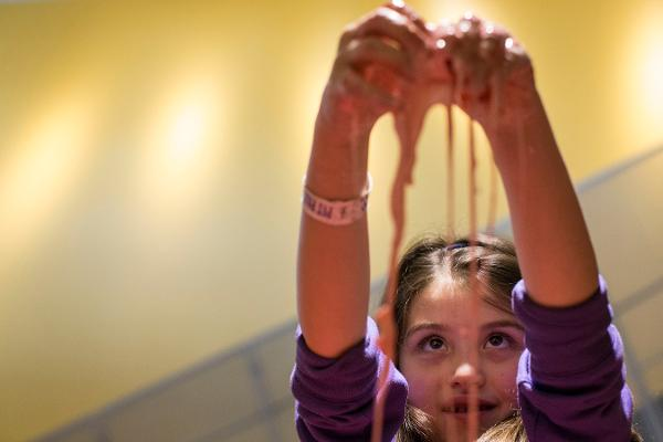 Chemistry Day at New York Hall of Science